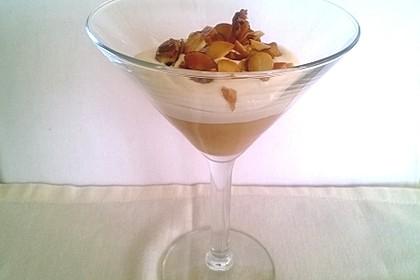 Karamell - Whisky - Pudding 1