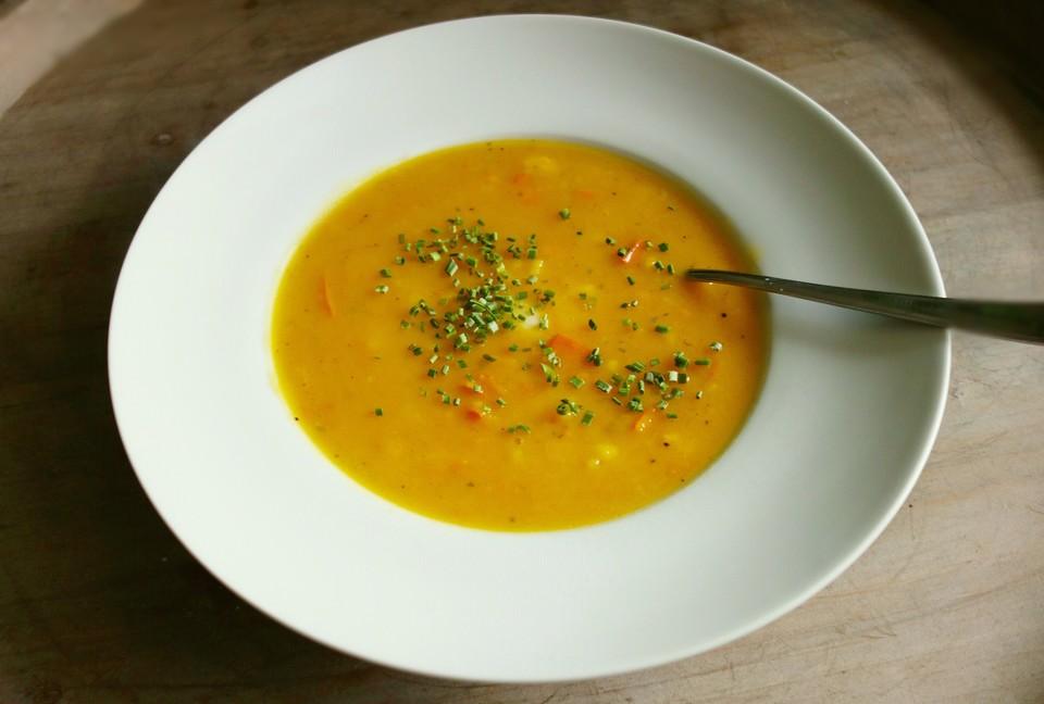 Kürbissuppe einfach und schnell | Chefkoch