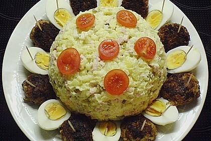 Kartoffelsalat á la Mama 2