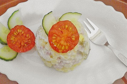 Kartoffelsalat á la Mama 9
