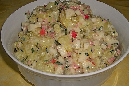 Kartoffelsalat á la Mama 6