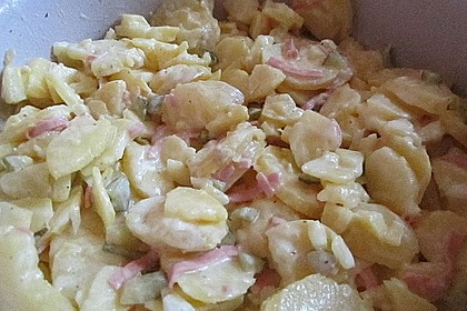 Kartoffelsalat á la Mama 10
