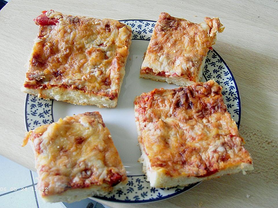 Quark öl Teig Für Pizza Von Tina3 Chefkoch