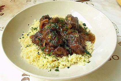 Rindfleisch auf Burgunder Art 1