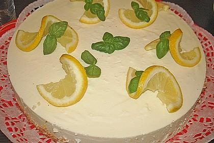 Zitronen - Quark - Blechkuchen 1