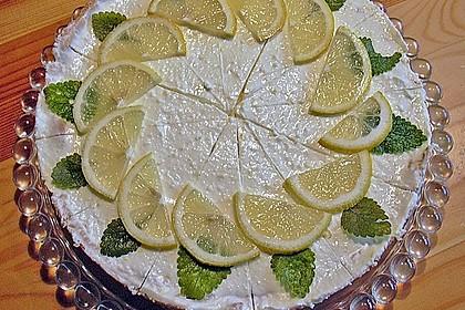 Zitronen - Quark - Blechkuchen 5