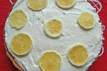Zitronen - Quark - Blechkuchen 2