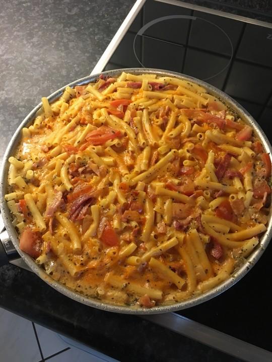 20 Minuten Nudelpfanne Von Mica23 Chefkoch