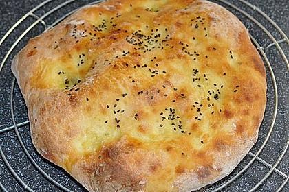 Kartoffelbrot vom Blech 10