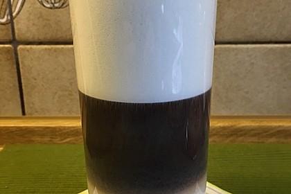 Weihnachts -  Café au lait 1