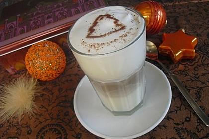 Weihnachts -  Café au lait