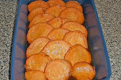 Glazed Sweet Potatoes 3