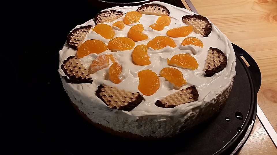 Schokokuss Mandarinen Quark Von Pastacaro Chefkoch De