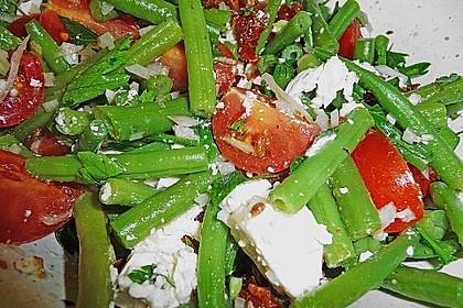 Bohnensalat griechisch 10