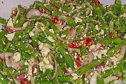 Bohnensalat griechisch 12