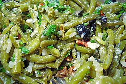 Bohnensalat griechisch 5