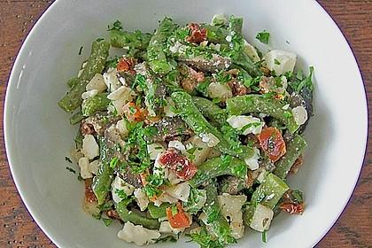 Bohnensalat griechisch 9
