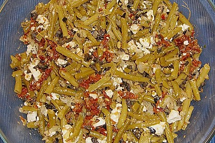 Bohnensalat griechisch 16
