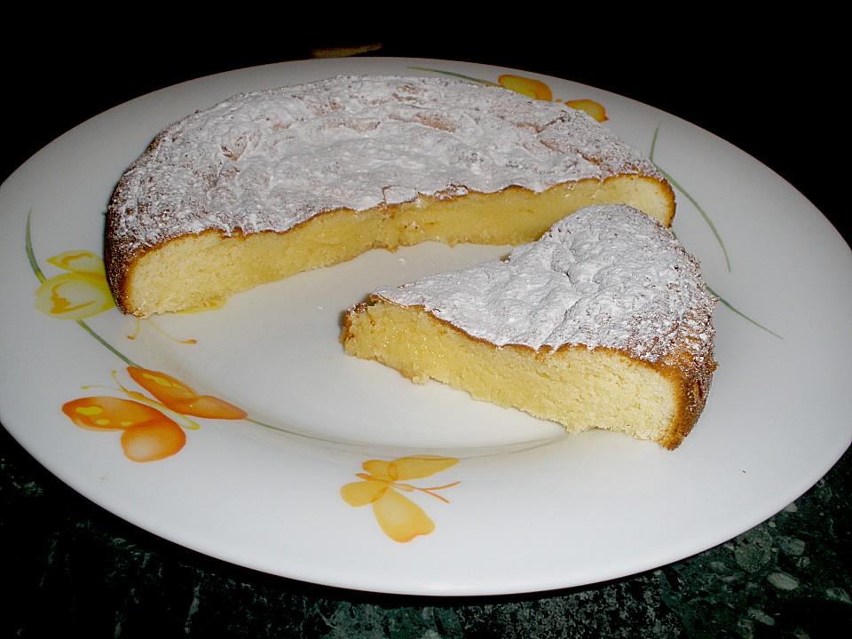 Weisser Schokoladenkuchen Ein Schmackhaftes Rezept Chefkoch De