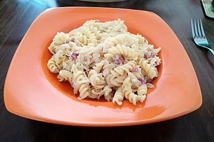 Nudeln mit Sauerkraut (Bild)