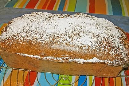Birnen - Kakao - Kastenkuchen 18