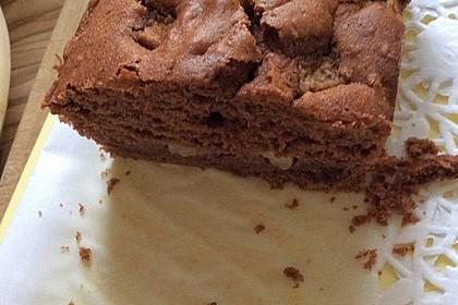 Birnen - Kakao - Kastenkuchen 16