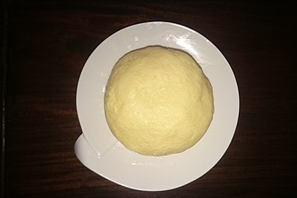 Selbstgemachte Butter 20