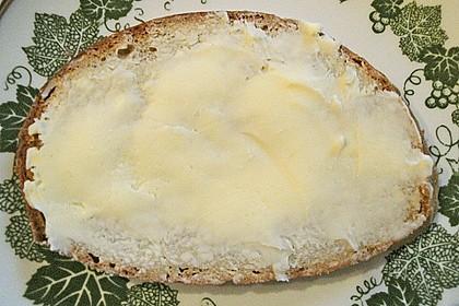Selbstgemachte Butter 16