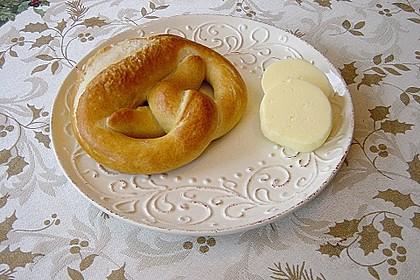 Selbstgemachte Butter 5
