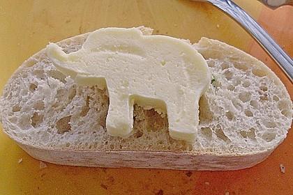 Selbstgemachte Butter 9