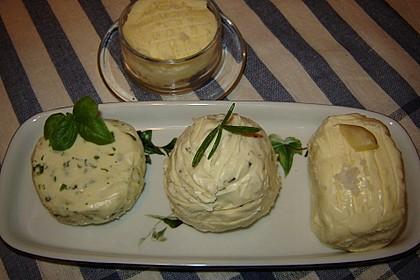 Selbstgemachte Butter 2
