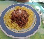 Sauce Bolognese (Bild)