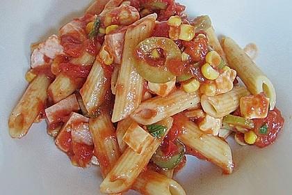 Robertos italienischer Nudelsalat 3