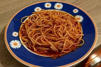 Thunfisch - Spaghetti 5