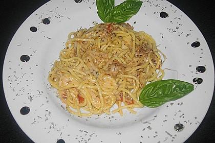 Thunfisch - Spaghetti 2