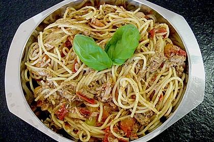 Thunfisch - Spaghetti 1