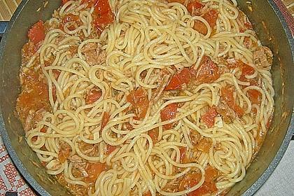 Thunfisch - Spaghetti 9