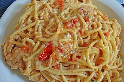 Thunfisch - Spaghetti 4