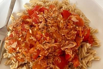 Thunfisch - Spaghetti