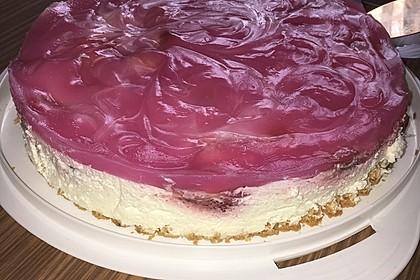 Rote Grütze Torte - blitzschnell und sommerlich leicht nach Ille 5