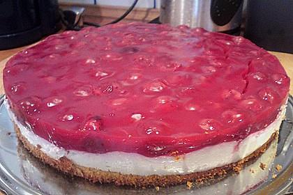 Rote Grütze Torte - blitzschnell und sommerlich leicht nach Ille 10