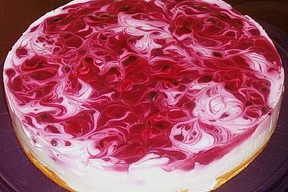 Rote Grütze Torte - blitzschnell und sommerlich leicht nach Ille
