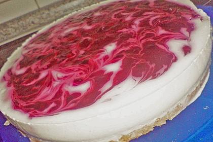 Rote Grütze Torte - blitzschnell und sommerlich leicht nach Ille 8