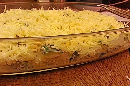 Hackfleisch - Zucchini - Pfanne 3