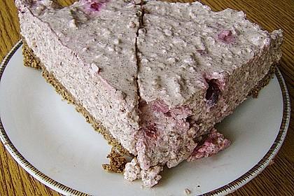 Käse - Mokka - Obst Kuchen 1
