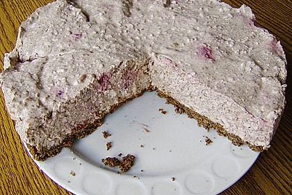 Käse - Mokka - Obst Kuchen
