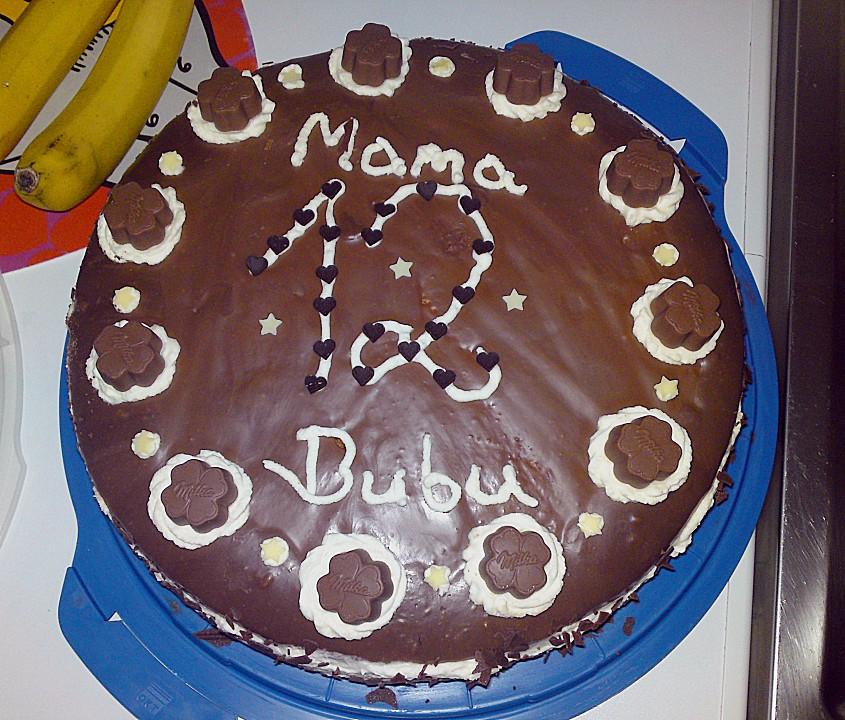 Milka Kuchen Von Martini6 Chefkoch De