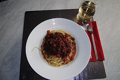 Spaghetti Bolognese 27
