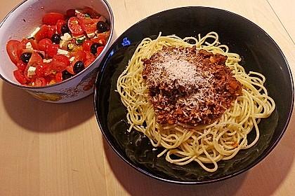 Spaghetti Bolognese 10