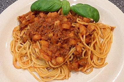 Spaghetti Bolognese 13
